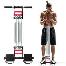 Ressort réglable développeur de poitrine extenseur extracteur de Tension exercice musculaire matériel tendeur à double usage ou à trois usages