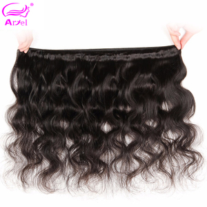 Image 2 - Body Wave Bundles 28 30 Inch Bundles Deal Full 100% Human Hair Bundles Brazilian Hair Weave Bundles Long Remy Hair Extensions