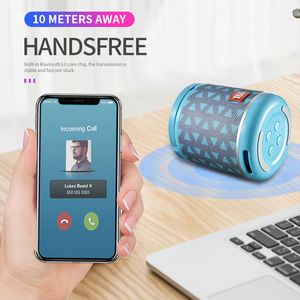 Image 4 - TG518 Bluetooth רמקול טלפון מחזיק TWS סדרת FM כרטיס סאב אלחוטי חיצוני נייד Bluetooth רמקול קטן