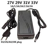 27 فولت 29 فولت 31 فولت 33 فولت التيار المتناوب تيار مستمر مهايئ طاقة شامل العرض 1A 1.5A 2A 2.5A 3A محول الاتحاد الأوروبي الولايات المتحدة المملكة المتحد...