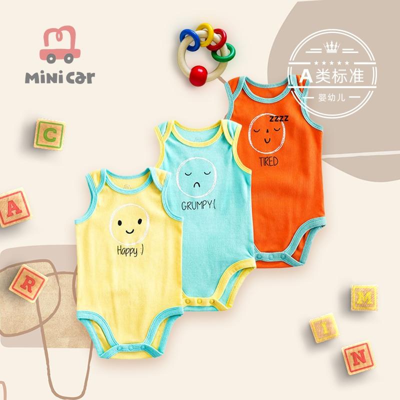 2021 летний для новорожденных комбинезон 100% хлопковые детские колготки с короткими рукавами, комбинезон для детей с персонажами из мультфиль...