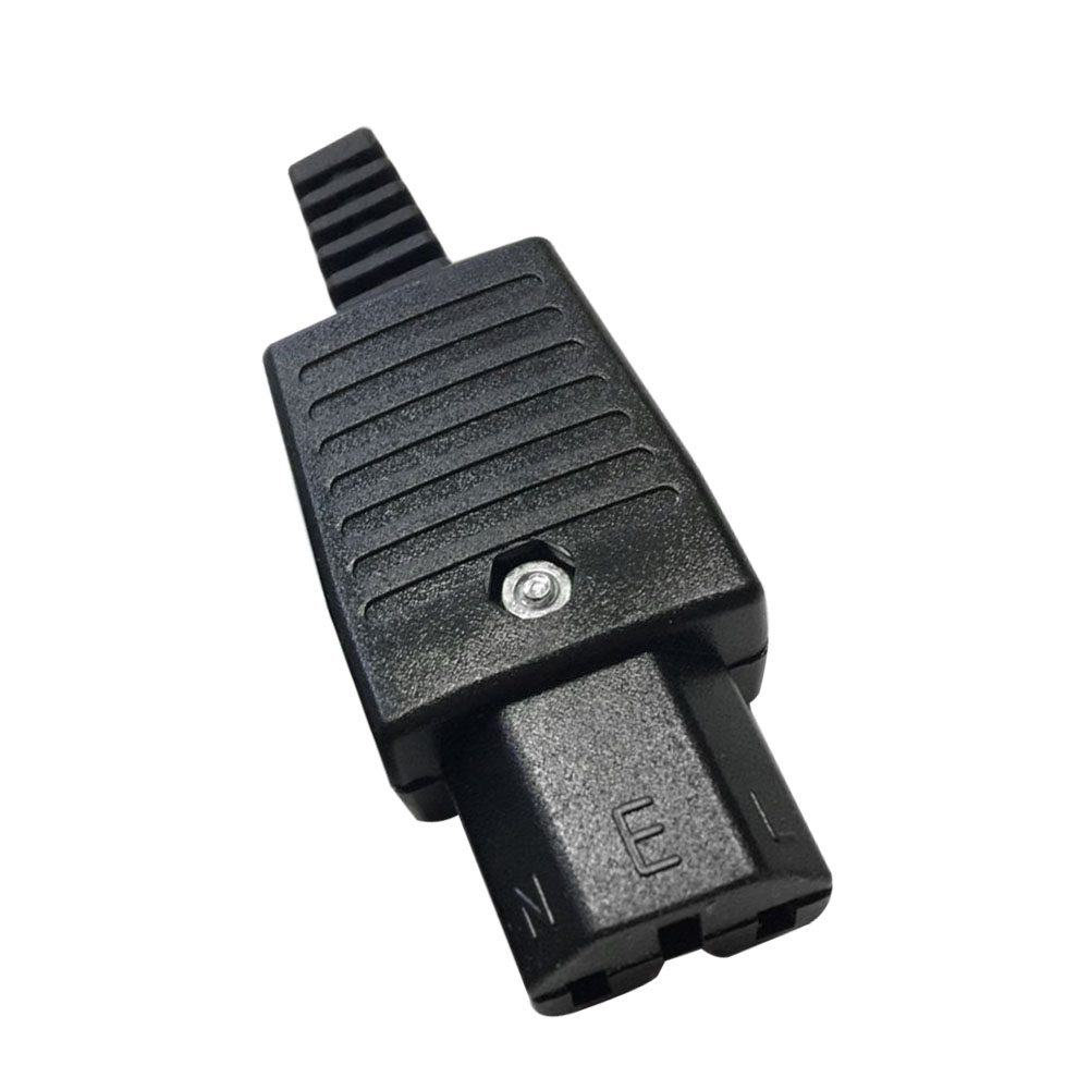 5 Pairs IEC C14 Male+C13 Female Inline Rewirable Main Power Plug Connector AC 250V 10A   DIN889|Connectors| |  - title=