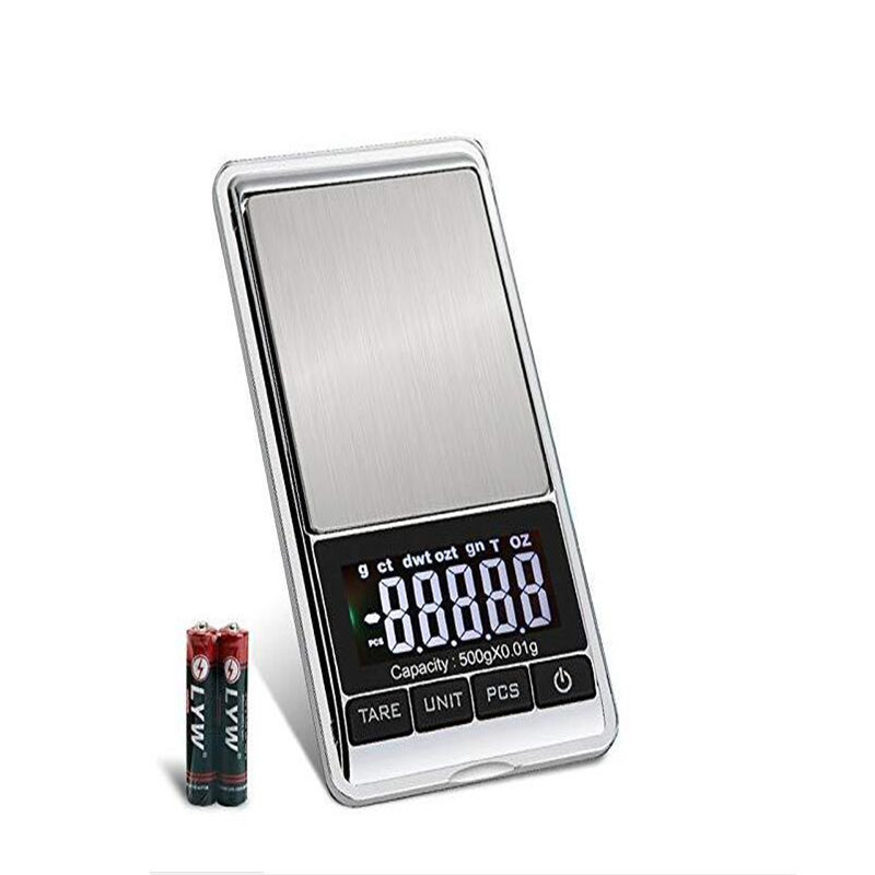 High Precision Gold Jewelry Scale Ds-16 300g / 0.01g Mini Electronic Scale Diamond Balance