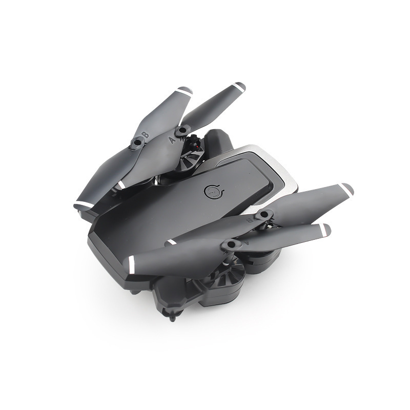 D8 Folding Unmanned Aerial Vehicle High-definition Aerial Photography Quadcopter Ultra-long Life Battery Remote Control Aircraft