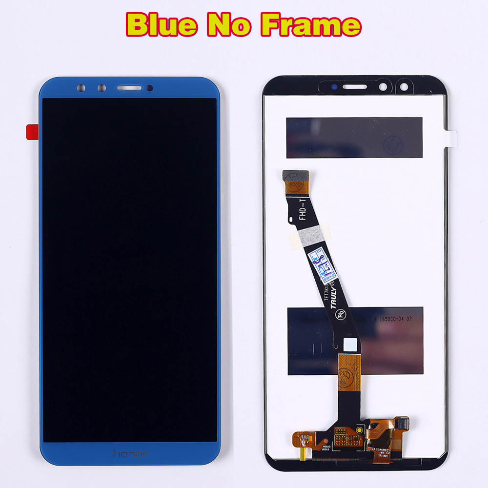 Blue Without Frame
