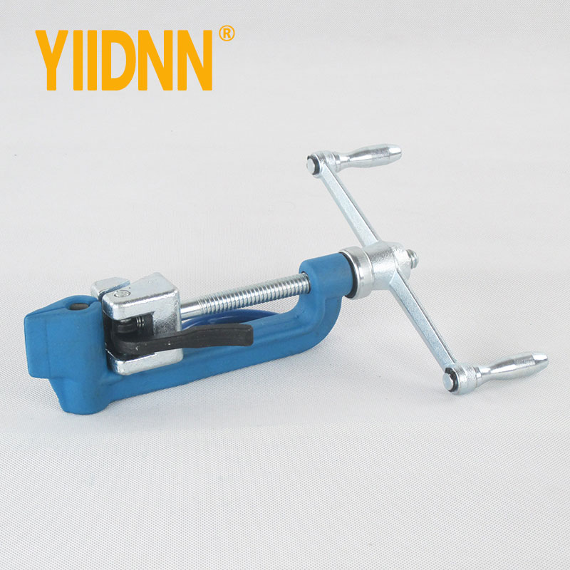 Manual stainless steel cable tie tightening machine cercleuse strapping machine traffic sign tool pliers YDBT001