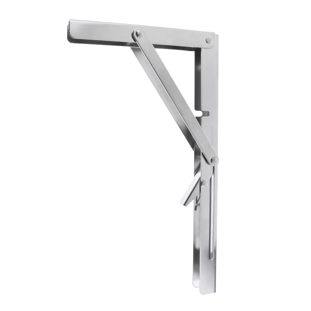 Lightweight Boat Folding Boat Bench Shelf Table Bracket Support Holder Rack For RV Caravan Yacht Etc Boat Accessories Marine