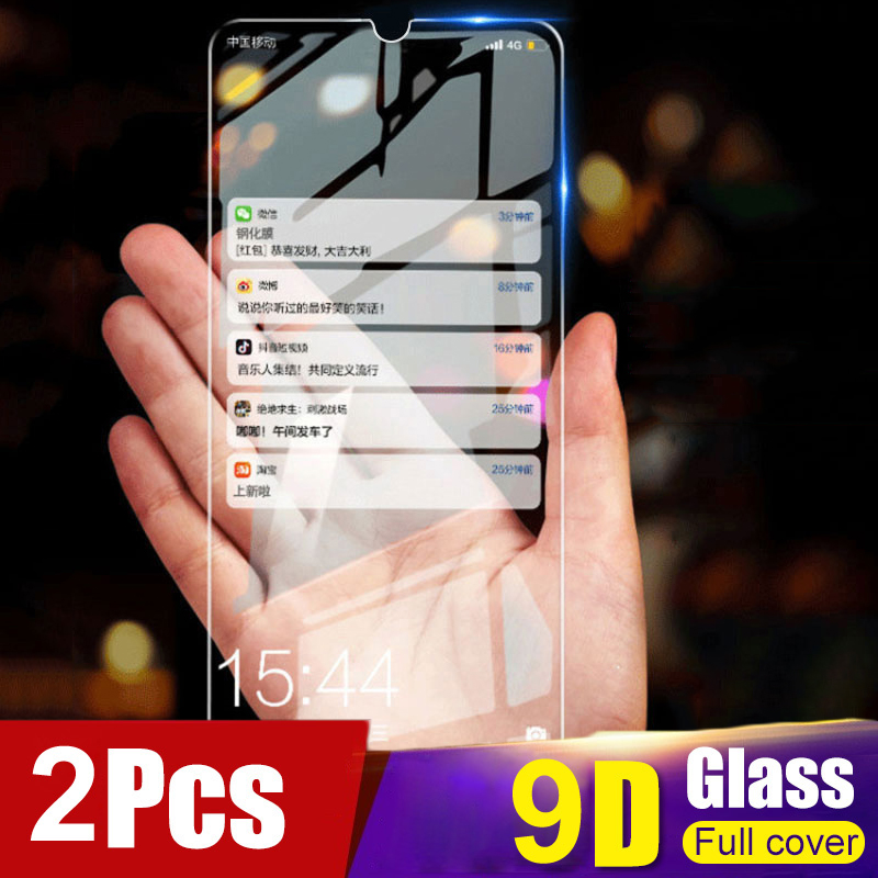 9D Tempered Glass For <font><b>Huawei</b></font> <font><b>P30</b></font> P20 P10 Lite <font><b>Screen</b></font> <font><b>Protector</b></font> Film For <font><b>Huawei</b></font> Mate 20 P Smart 2019 <font><b>P30</b></font> P20 Pro Protective Glass image