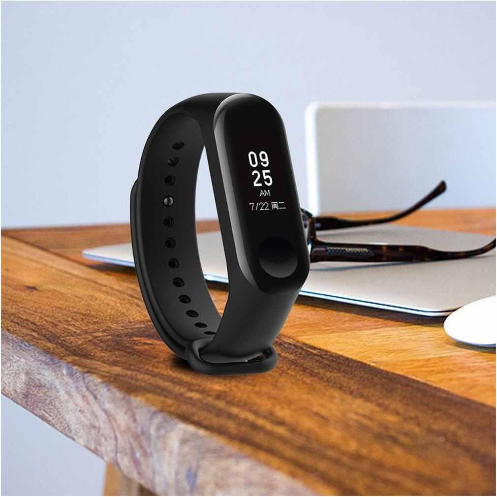 Цветной силиконовый браслет, браслет, пояс для Xiaomi mi, 2 браслета, Global Smart watch Brim, оригинальный, подходит для mi Band