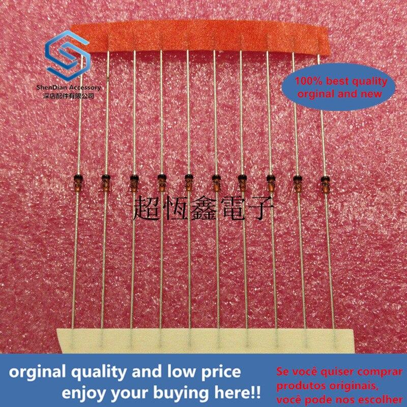 20pcs 100% Orginal New 1N5230B IN5230B 4.7V 0.5W Zener Diode In Stock