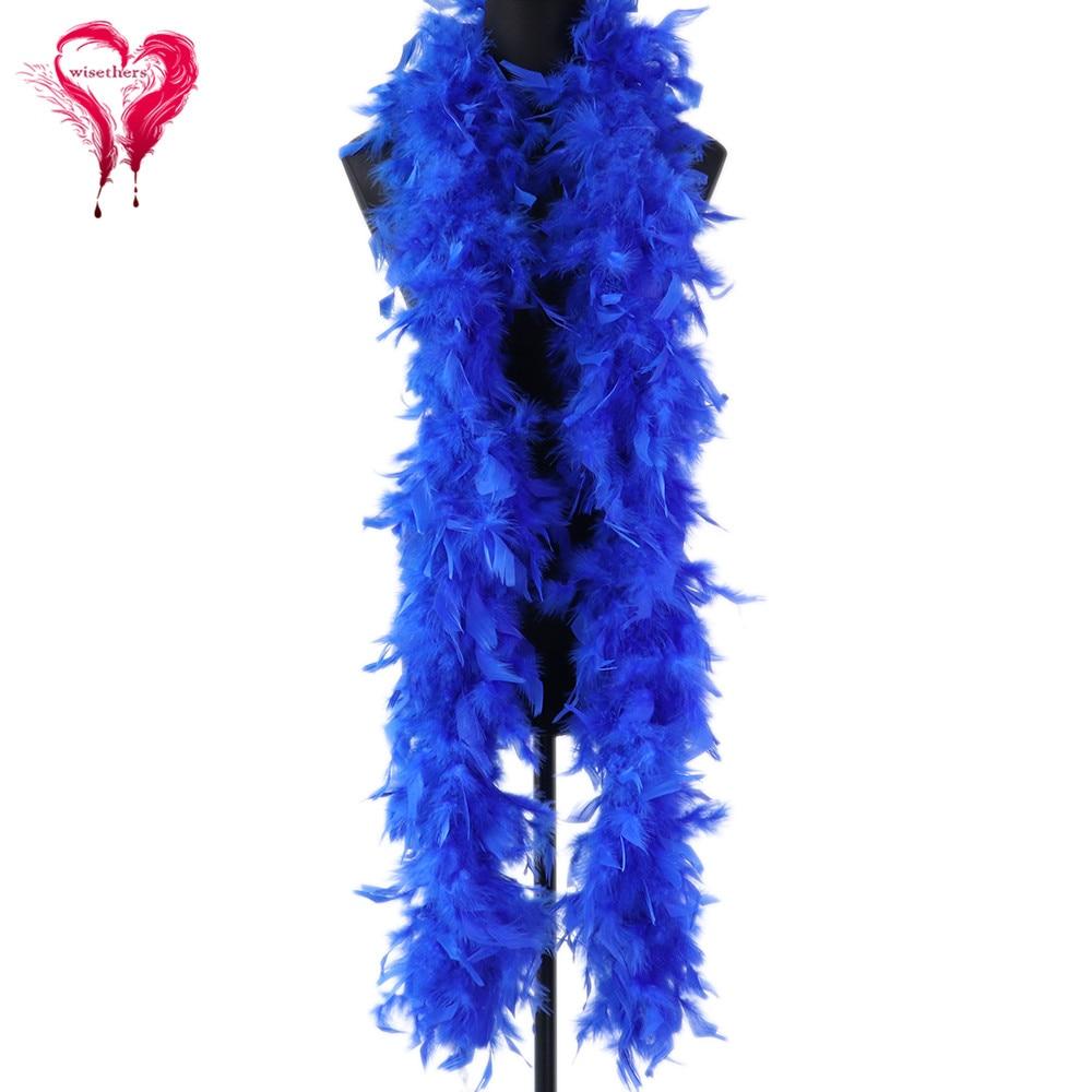 Purple Feather Boa 6/' 60 grams Party Costume Feather Boa