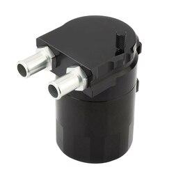 Uniwersalny przegrodami zbiornik do pobierania oleju może wyścigi samochodowe odpowietrznik czarny w Klocki i części od Samochody i motocykle na