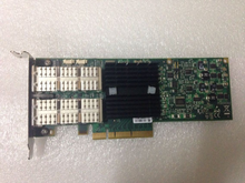 Mellanox MHRH2A-XSR Infiniband Dual Port PCIE Server Host Channel Adapter 10g LP(China)