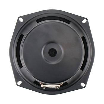 5 inch Speaker 5.25 inch Subwoofer Speaker 134MM Woofer Strong Bass Concave Bowl 40W 56Hz-4.5KHz 1PCS 4