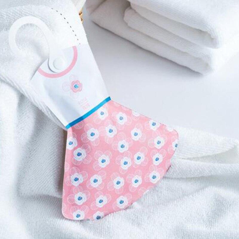 Ароматный аромат, прекрасный подвесной ароматизированный Саше, свежая одежда в форме юбки