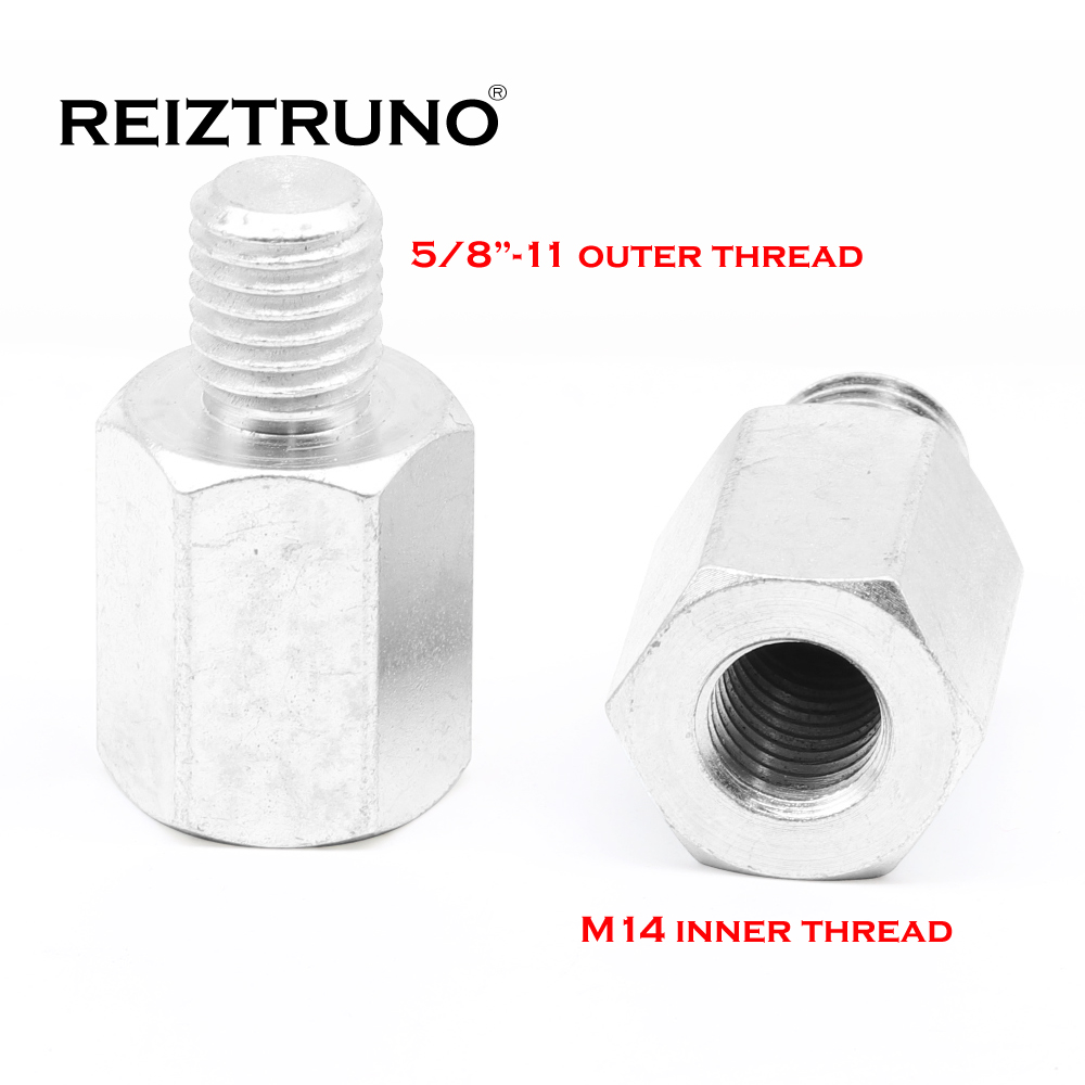 REIZTRUNO 1piece  Adapter For Core Bits M14 Thread To 5/8
