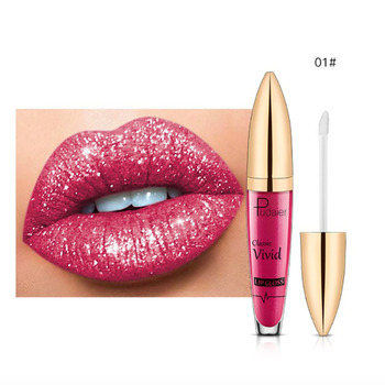 Brillo de labios base de glitter de brillo pigmento rouge un principado...
