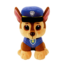 Подлинная Ty Beanie, кошка, собака, Маршалл Рокки зума, мягкие плюшевые игрушки, милая собака с большими глазами, Ragdoll, детский подарок, 15 см