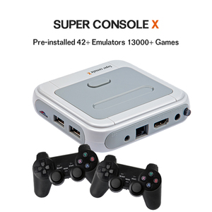 Retro Video Game Console 4K HD HDMI/AV Output Support for PS1/DC/N64 Mini Portable Family TV Game Player with 33000+ Games New