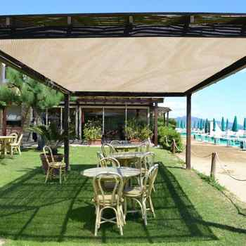 防水太陽の避難所サンシェード大屋外太陽帆キャノピーガーデンパティオプールシェード帆オーニングキャンプシェード布ホット販売 - DISCOUNT ITEM  53% OFF ホーム&ガーデン