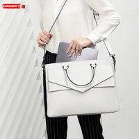 2020 Luxury Fashion Women Handbag Business Briefcase Female Laptop Bag Ladies OL Shoulder Messenger Bag Waterproof Travel Bags