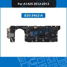 Orignal A1425 Motherboard Logic board 820-3462-A For Macbook Pro 13″ Late 2012 Early 2013 A1425 Repair