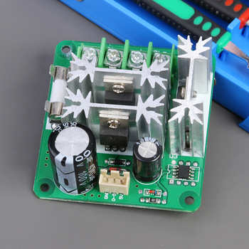 CCMCN Motor Speed Regulator PWM DC Sets 6V-90V LED Electronics Dimming Controller Household Electricity Accessories image