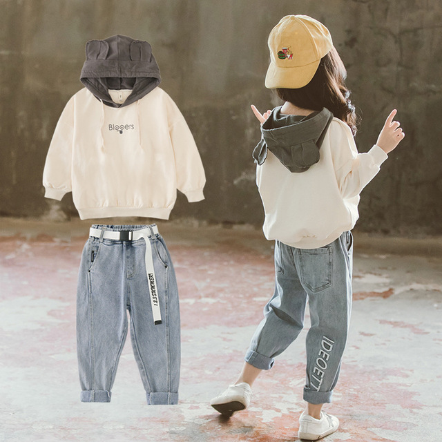 Sweatshirt + Pants (2pcs)  2