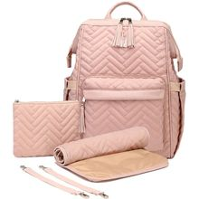 Mummy Nappy Diaper Bag Maternity Large Capacity Baby Care Nursing Backpack with Stroller Straps Changing Mat large capacy baby diaper bag hobos large baby nappy bag messeger maternity bags baby care changing bag for stroller
