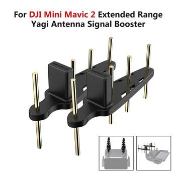 2pcs Remote Controller2.4Ghz Yagi Antenna for DJI Mavic Mini 2 Range Yagi Antenna Signal Booster Mavic RC Wireless Wifi Extender