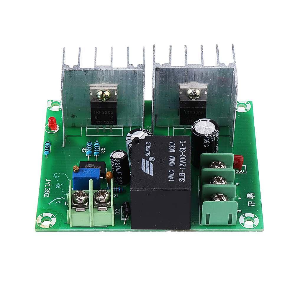 50HZ Inverter Driver Board Control Module 300W Regulator Driver 12V to 220V Core Transformer Flat Wave Power Converter Module