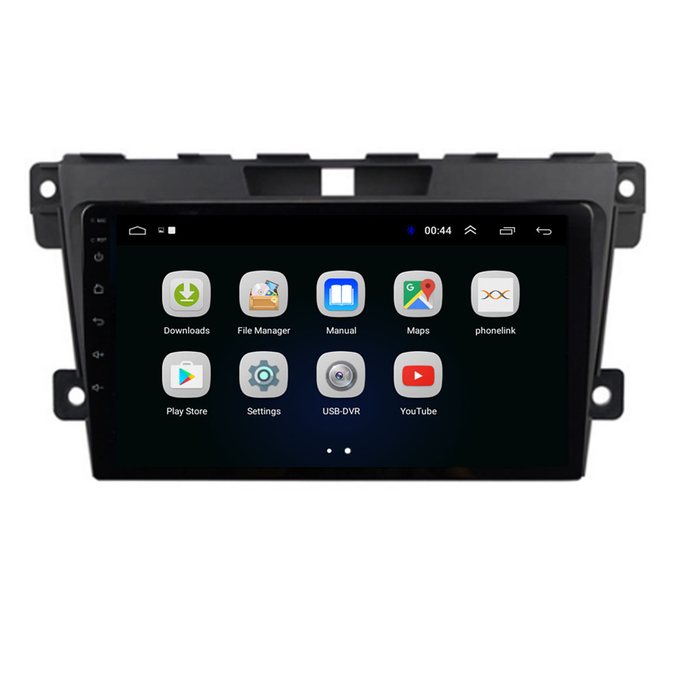 4G LTE Android 8.1 For <font><b>MAZDA</b></font> <font><b>CX</b></font>-7 CX7 <font><b>CX</b></font> 7 2008-2015 Multimedia Stereo Car DVD Player Navigation GPS Radio image
