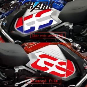 Для BMW R1250GS R1200GS Adventure 2013-2019 Новый Шаблон наклейка на мотоцикл защитный гель Наклейка на топливный бак стикер против царапин