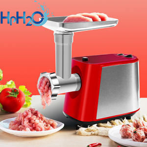 Meat Mincer Tomato-Juicer Food-Processor Heavy-Duty Home-Sausage Electric-2200w Stuffer