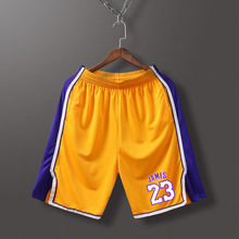 Мужские шорты для занятий спортом, фитнесом, баскетболом и бегом, свободные шорты
