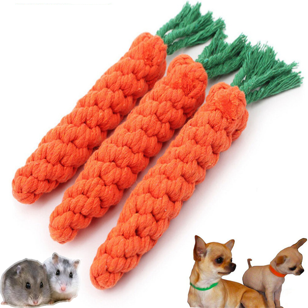 High Quality Cute Adorable Pet Chew Toy Straw Carrot For Hamster Guinea Rabbit Rat Animal Supplies Maize Pets Huisdier Speelgoed