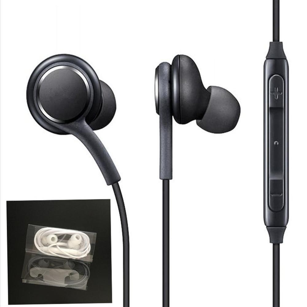 Hifi Wired Earphone Dual-Dynamic Quad-Core Speaker In-Ear Earbuds Flexible Cable With Microphone Sport Running Headset