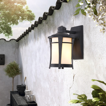 Outdoor Lighting Wall Light Waterproof Glass Shade Villa Sco
