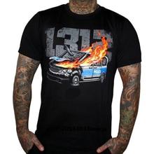 t shirt PG Wear T-Shirt Burning Car 13_12 Shirts Schwarz AC_AB Hools Ultras Hooligan Oi