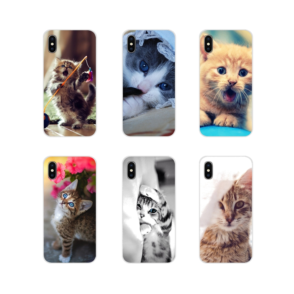 For <font><b>Meizu</b></font> M2 M3 M5 M6 NOTE M3S M6S <font><b>M6T</b></font> MX6 U20 pro 5 6 plus Accessories Phone <font><b>Cases</b></font> Covers cat blue eyes cute animal pet image