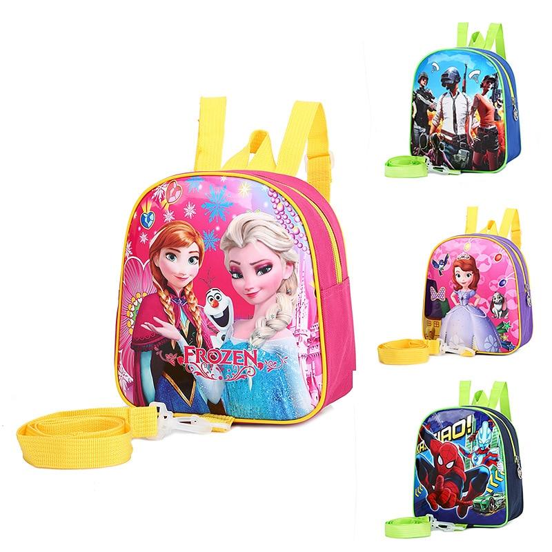 3d школьная сумка, рюкзак для детей, милый школьный рюкзак для девочек, Детский рюкзак для мальчиков, Мультяшные школьные сумки, mochila escolar
