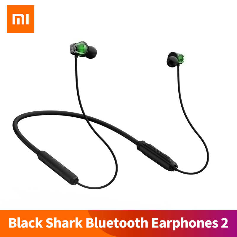 Xiaomi Black Shark Bluetooth 5 0 Earbuds Earphones 2 Hifi Sound Gaming Headset With Rgb Lights For The Cool Gamer Aliexpress