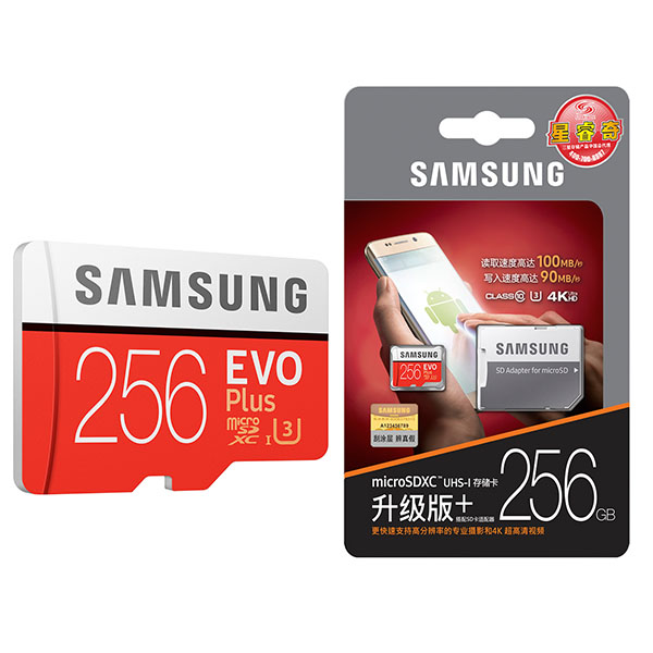 256GB And Adapters