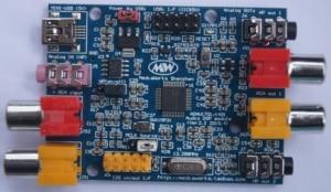 Image 2 - ADAU1701 DSP Tuning modülü (uyumlu ADAU1401A)