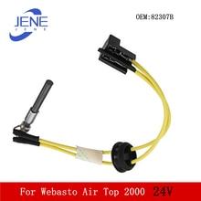 24V Replaced Webasto Air Top 2000 Diesel Parking Heater Ceramic Pin Glow Plug 82307B Ignitors