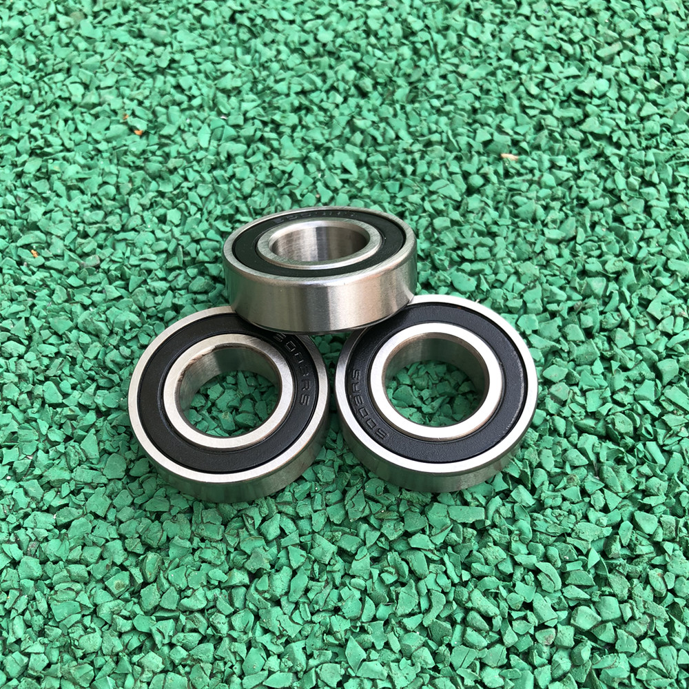 15x32x9 mm 5x 6002 2RS Rubber Sealed Deep Groove Ball Bearings