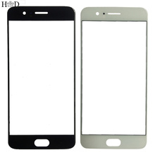 Mobile For Oneplus 5 Five 1+5 Front Glass Lens ( No Touch Screen ) LCD Outer Glass Repair Glass With OCA Glue