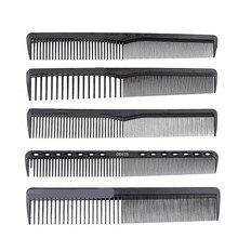 11 estilos resistente ao calor pente de cabelo salão de beleza clipe design escova ferramentas para cabeleireiro