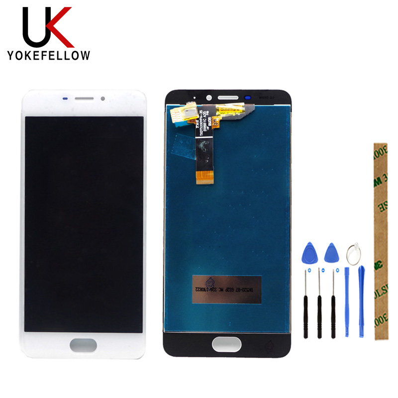 <font><b>LCD</b></font> Display For <font><b>Meizu</b></font> <font><b>M6</b></font> <font><b>LCD</b></font> For <font><b>Meizu</b></font> M6S <font><b>LCD</b></font> For <font><b>Meizu</b></font> M6T <font><b>LCD</b></font> Display Digitizer Screen Complete Assembly image