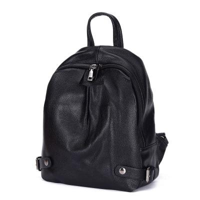 Mochila feminina de alta qualidade mochila de couro mini mochila de venda superior na promoção frete grátis para meninas - 6